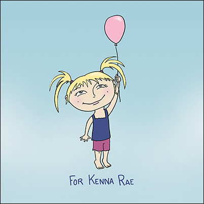 VARIOUS ARTISTS - 'For Kenna Rae' DL